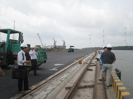 Đồng Nai: Khánh thành bến tàu 30.000 DWT - ảnh 1