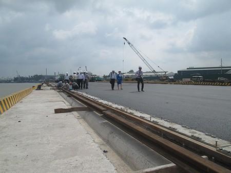 Đồng Nai: Khánh thành bến tàu 30.000 DWT - ảnh 2