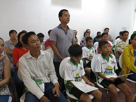 Học viện bóng đá NutiFood đã khai giảng khóa đầu tiên - ảnh 3