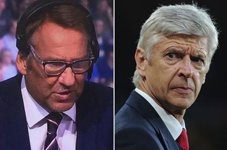 Arsene Wenger đã lừa dối người hâm mộ - ảnh 1