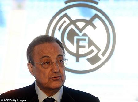 Chủ tịch Real Madrid chê M.U thiếu kinh nghiệm - ảnh 1