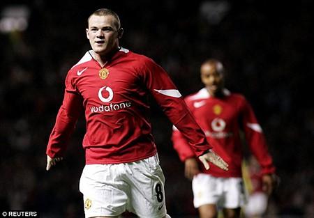 Sir Alex Ferguson tiết lộ Rooney 2 lần từ chối M.U - ảnh 2