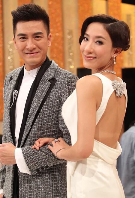 Hai diễn viên nổi tiếng đài TVB đến Việt Nam - ảnh 2