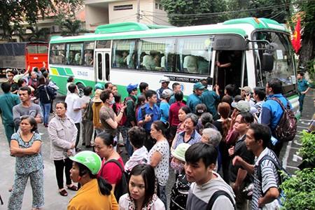 TP.HCM: Hơn 1.200 thanh niên tình nguyện nhập ngũ  - ảnh 3