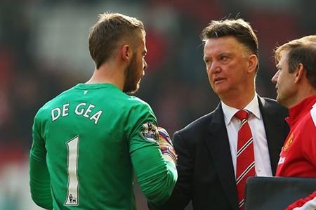 De Gea sẽ ra sân trong trận derby nước Anh giữa M.U và Liverpool? - ảnh 1