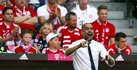 Bayern Munich - Olympiakos: Pep làm lại từ đầu - ảnh 1