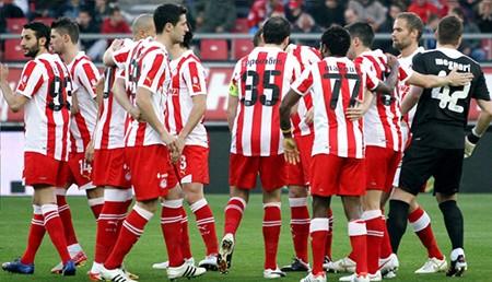 Bayern Munich - Olympiakos: Pep làm lại từ đầu - ảnh 2