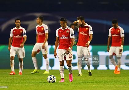 Arsenal 1-2 Dinamo Zagreb: Tội đồ Giroud khiến 'pháo thủ' thua đau - ảnh 2