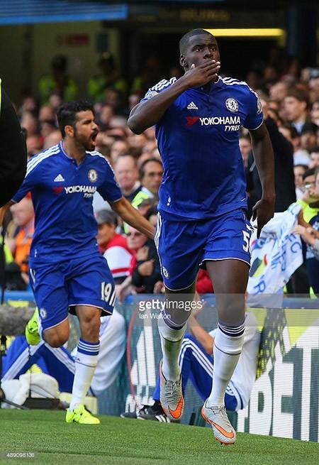 Chelsea 2-0 Arsenal : 'Pháo thủ' sụp đổ vì hai chiếc thẻ đỏ - ảnh 3