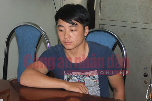 Bắt 2 đối tượng hành hung nhà báo ở Thái Nguyên - ảnh 1