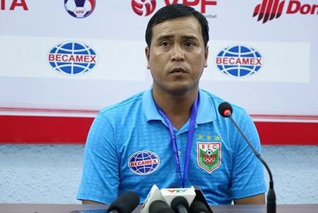 B.Bình Dương vô địch V-League: Thành quả từ lao động cật lực - ảnh 1