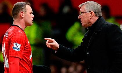 'Tôi từng ngăn M.U trả lương Rooney cao hơn tôi' - ảnh 1