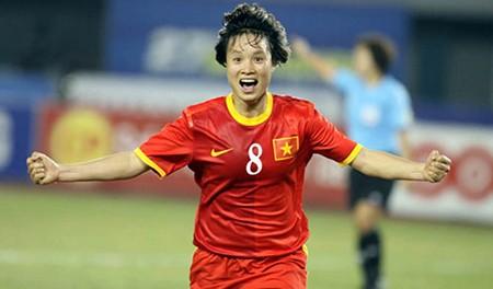 Minh Nguyệt lập cú đúp, tuyển nữ Việt Nam hạ Thái Lan 2-0 - ảnh 1