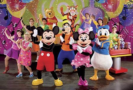 25 nhân vật hoạt hình Disney đến Việt Nam - ảnh 1