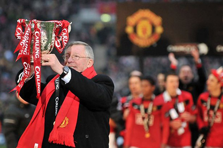 Sir Alex Ferguson và 2 lần từ chối đội tuyển Anh - ảnh 1