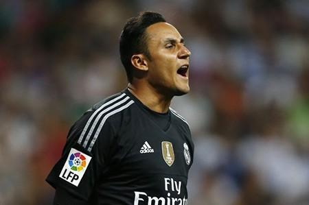 Thủ môn Real Madrid bật khóc nức nở vì không thể tới M.U - ảnh 1
