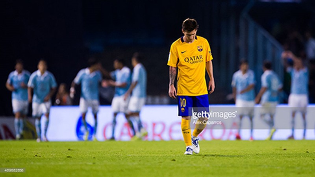 Celta Vigo 4-1 Barcelona: Không tưởng!  - ảnh 1