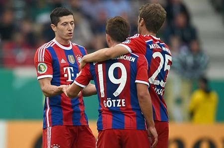 Bayern - Dinamo Zagreb: Kỷ lục gia gặp kỷ lục gia - ảnh 1