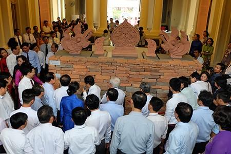 TP.HCM tiếp nhận 638 hiện vật Hoàng thành Thăng Long - ảnh 5