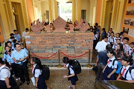 TP.HCM tiếp nhận 638 hiện vật Hoàng thành Thăng Long - ảnh 6