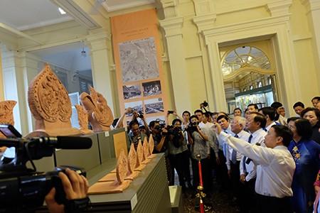 TP.HCM tiếp nhận 638 hiện vật Hoàng thành Thăng Long - ảnh 3