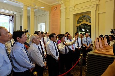 TP.HCM tiếp nhận 638 hiện vật Hoàng thành Thăng Long - ảnh 4