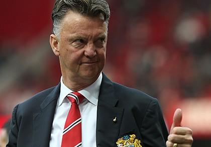 MU lên ngôi đầu, Van Gaal nói gì về chức vô địch? - ảnh 1