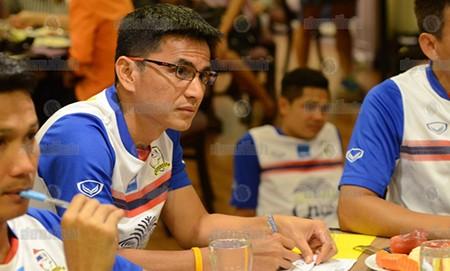 Thái Lan mới 'gom' được nửa đội hình 'đấu' với Việt Nam - ảnh 1