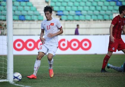 Việt Nam khởi đầu thuận lợi tại vòng loại U-19 châu Á - ảnh 1