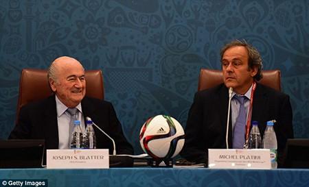 Michel Platini: 'Danh tiếng của tôi đã bị hủy hoại' - ảnh 2