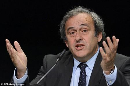 Michel Platini: 'Danh tiếng của tôi đã bị hủy hoại' - ảnh 1