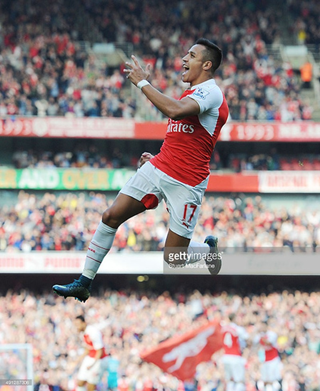 Arsenal 3-0 M.U: 'Pháo thủ' bắn nát bầy 'quỷ đỏ' - ảnh 1