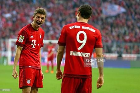Bayern Munich 5-1 Dortmund: 'Hùm xám' khẳng định sức mạnh - ảnh 1
