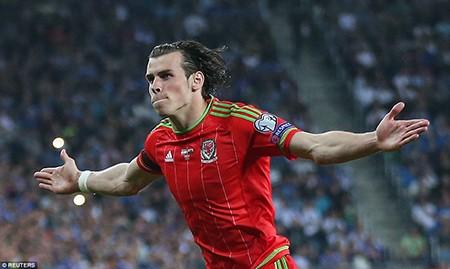 Gareth Bale đoạt hai danh hiệu bóng đá xứ Wales - ảnh 1