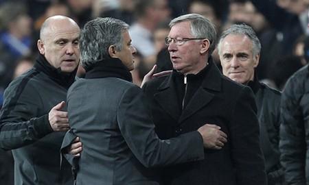 Mourinho cảm thấy sợ hãi khi biết Ferguson giải nghệ - ảnh 2