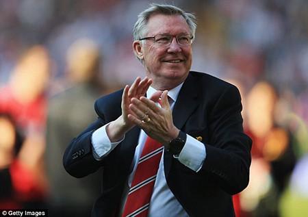 """""""Sir Alex Ferguson và M.U đã cho tôi quá nhiều cơ hội' - ảnh 1"""