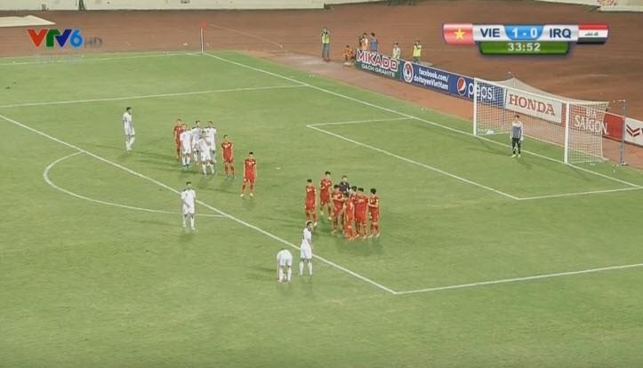 Việt Nam 1-1 Iraq: Tiếc! - ảnh 26
