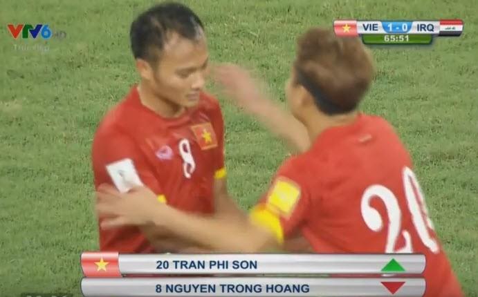 Việt Nam 1-1 Iraq: Tiếc! - ảnh 20