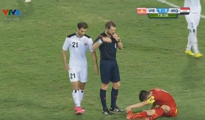 Việt Nam 1-1 Iraq: Tiếc! - ảnh 10