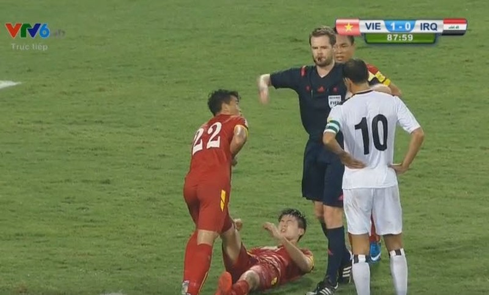 Việt Nam 1-1 Iraq: Tiếc! - ảnh 9