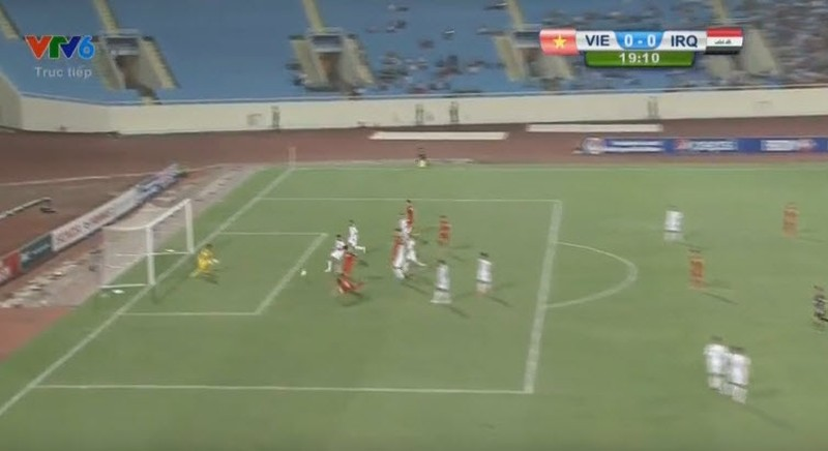 Việt Nam 1-1 Iraq: Tiếc! - ảnh 1