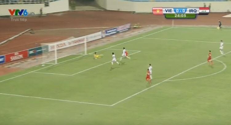 Việt Nam 1-1 Iraq: Tiếc! - ảnh 3