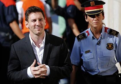 Messi có thể 'bóc lịch' - ảnh 1