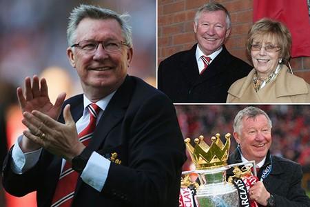 Mourinho, Ronaldo, Giggs, Ferdinand nhận xét gì về Sir Alex Ferguson - ảnh 1