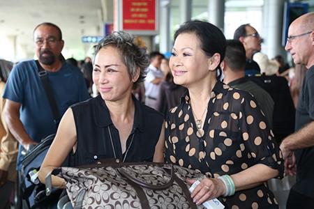 Khánh Ly và Lê Uyên cùng trở về Sài Gòn - ảnh 1