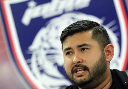 Hoàng tử bang Johor nhờ FIFA chống tham nhũng ở Malaysia - ảnh 1