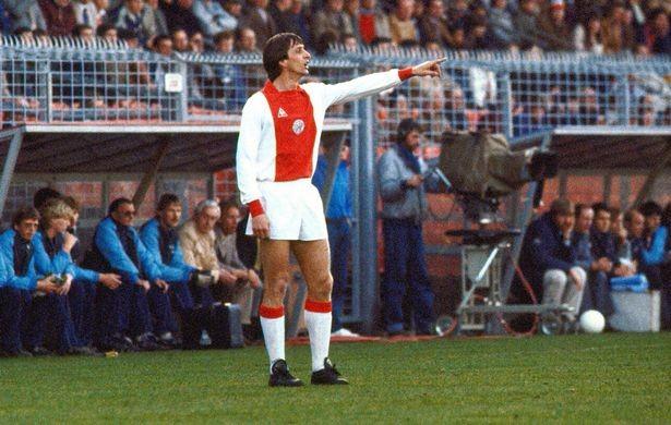 Sốc: Huyền thoại Johan Cruyff mắc bệnh ung thư phổi - ảnh 3