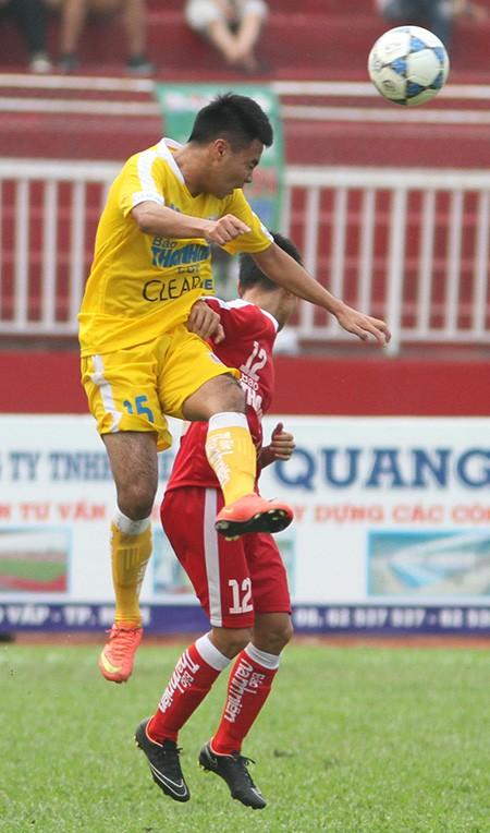 VCK bóng đá U-21 báo Thanh Niên: Hà Nội T&T quá mạnh - ảnh 1
