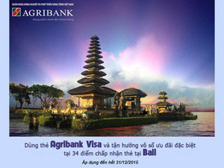 Nhiều ưu đãi cho chủ thẻ Agribank - ảnh 3
