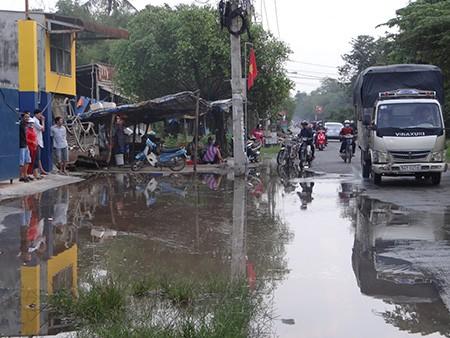 Sông Sài Gòn có đê bao, sao vẫn ngập? - ảnh 1